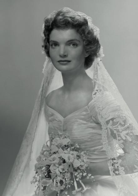 Jackie Kennedy Wedding Veil  Timeless The Juliet Cap Veil Jenny Lee Bridal