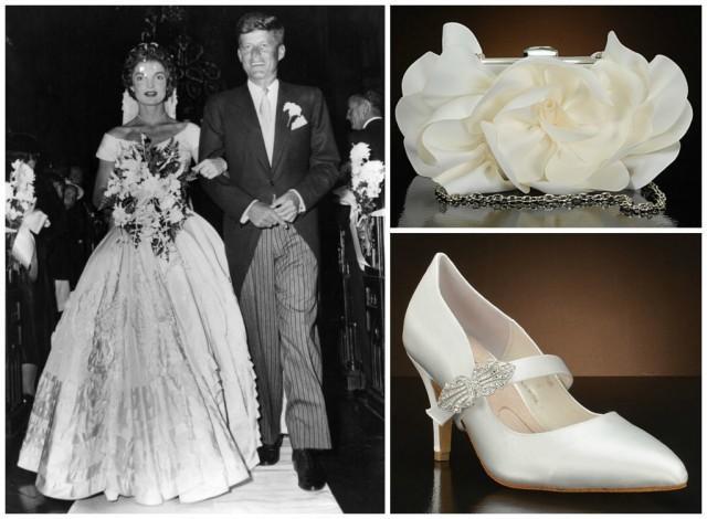 Jackie Kennedy Wedding Veil  10 Bridal Accessories Inspired By Jackie Kennedy Wedding