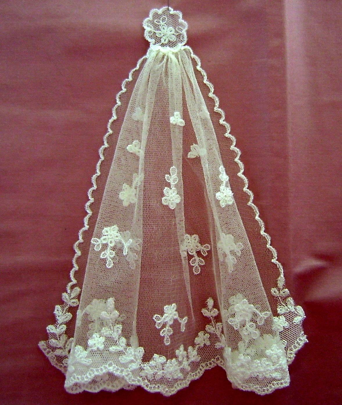Jackie Kennedy Wedding Veil  JACKIE KENNEDY VEIL DRAPED