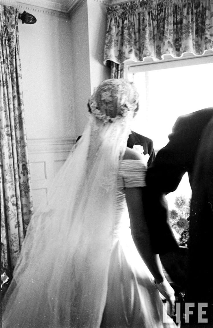 Jackie Kennedy Wedding Veil  1000 images about Kennedy Wedding on Pinterest