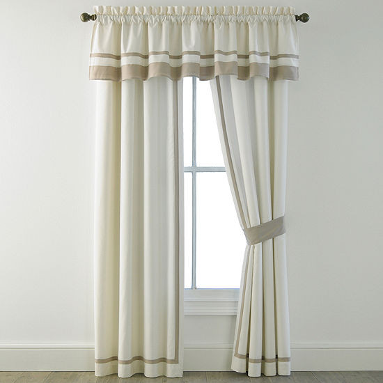 Jcpenney Curtains Kitchen  Bensonhurst 2 Pack Curtain Panels JCPenney