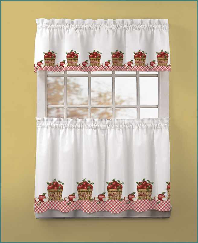 Jcpenney Curtains Kitchen  Jcpenney Kitchen Curtain – stylish Drape for Cooking Space