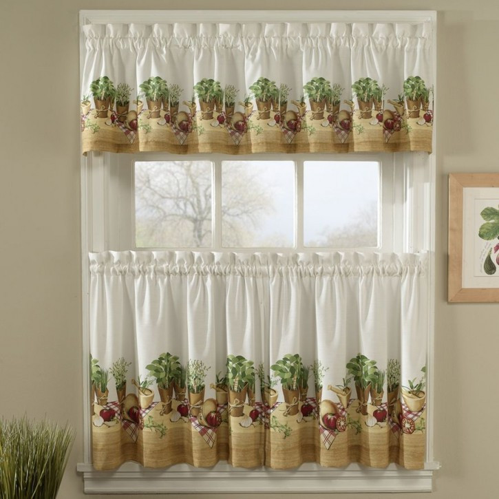 Jcpenney Curtains Kitchen  Curtain Elegant Interior Home Decorating Ideas With