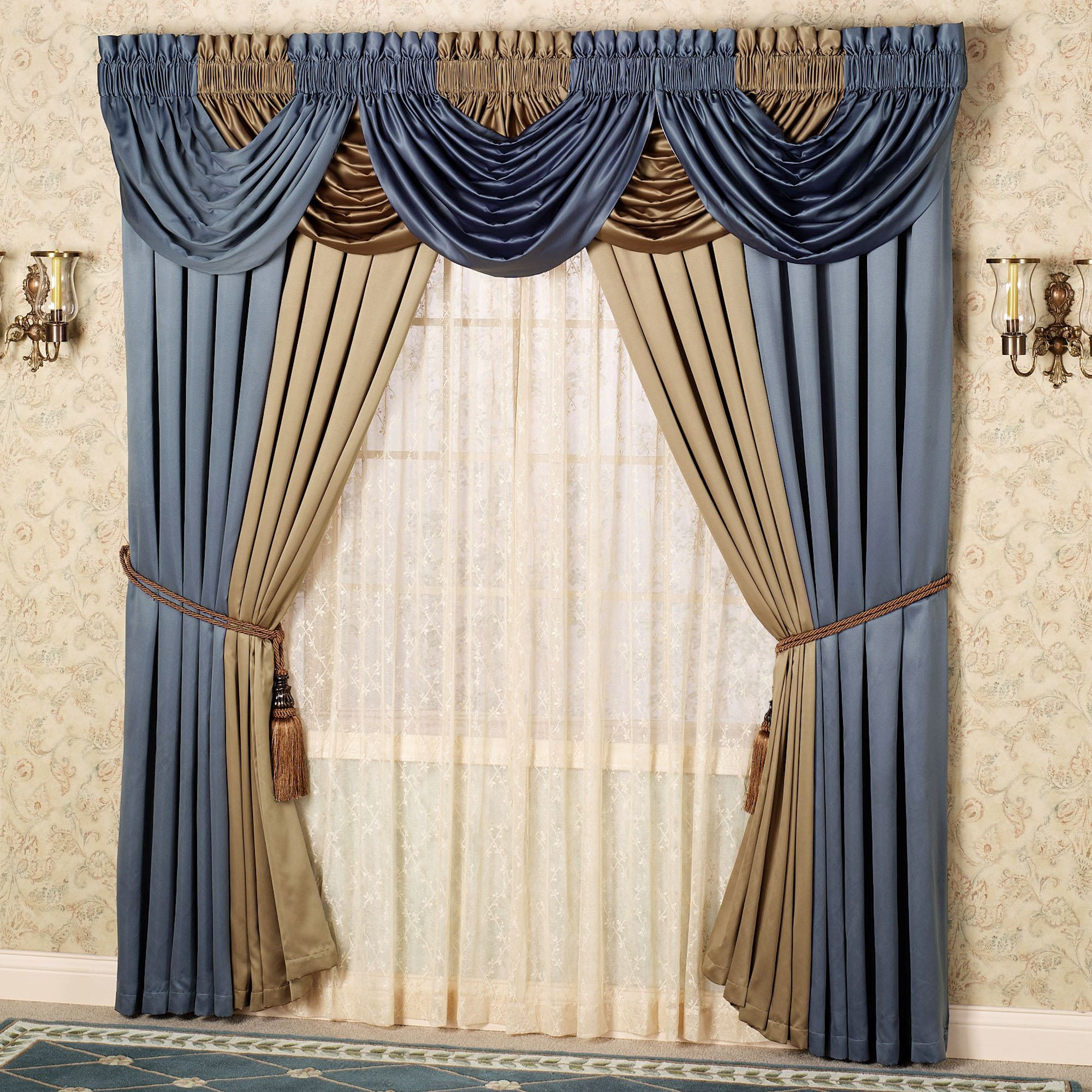 Jcpenney Curtains Kitchen  Curtain Enchanting Jcpenney Valances Curtains For Window