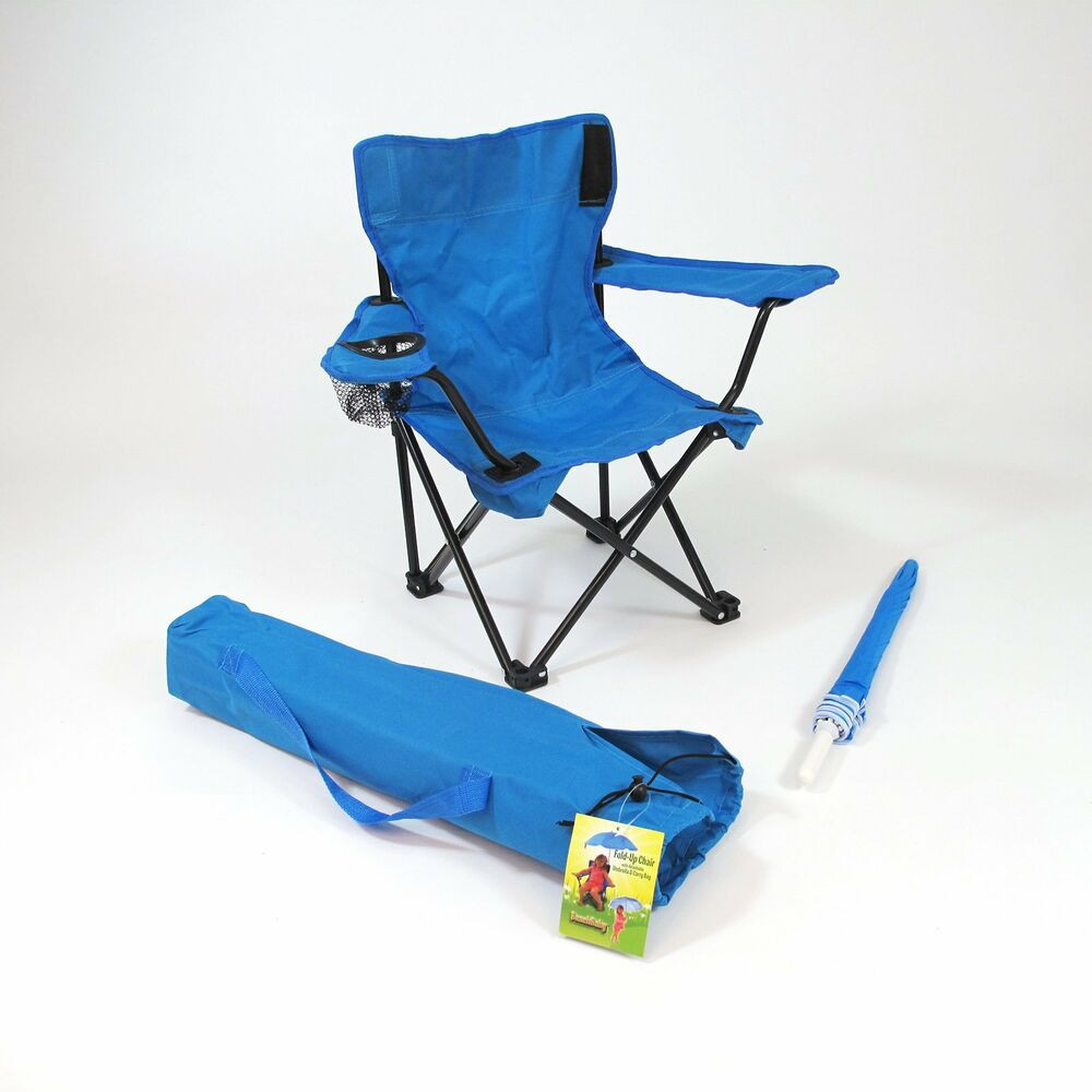 Kids Beach Chair With Umbrella  Beach Baby Kids Camp Chair with Umbrella