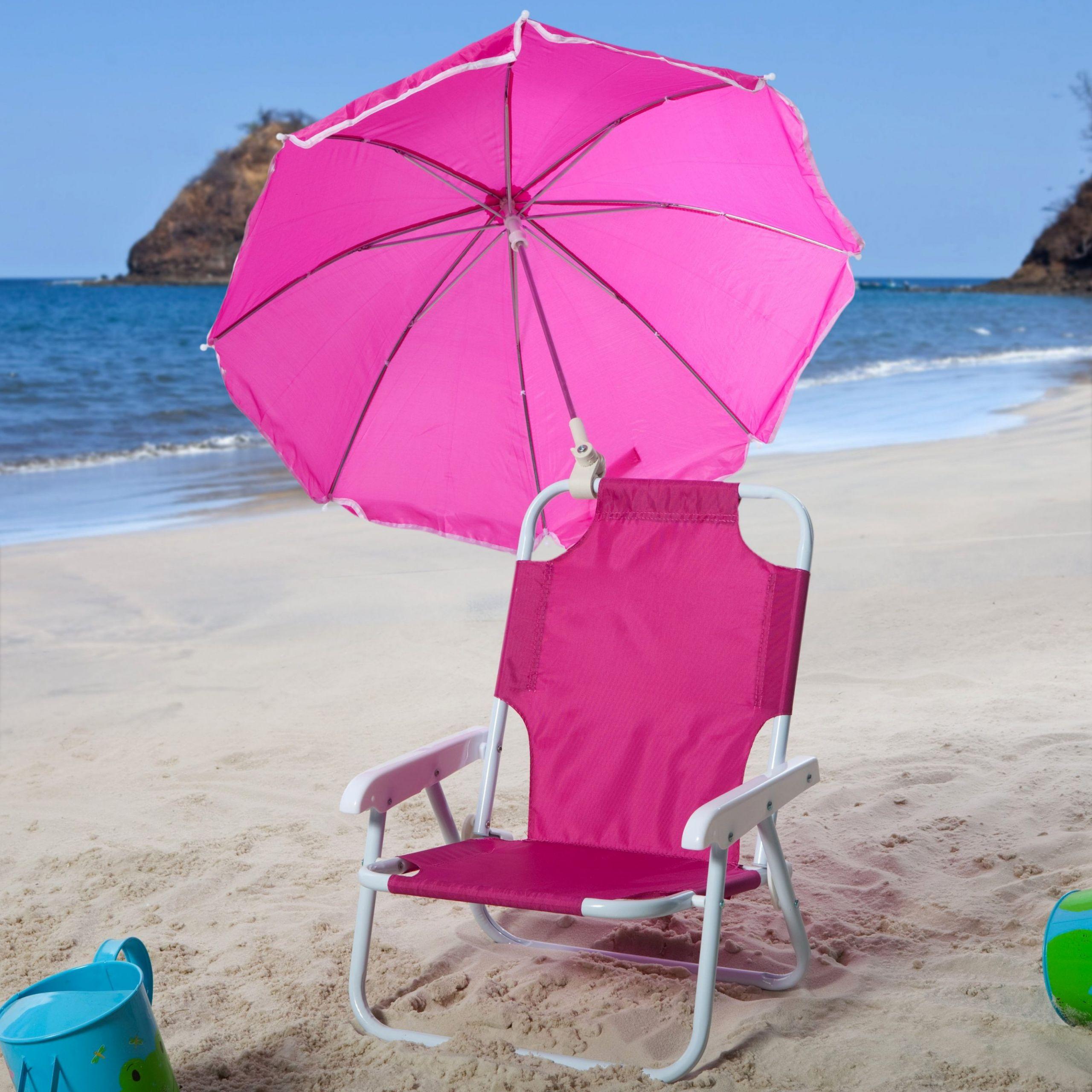 Kids Beach Chair With Umbrella  Kids Beach Chair With Umbrella