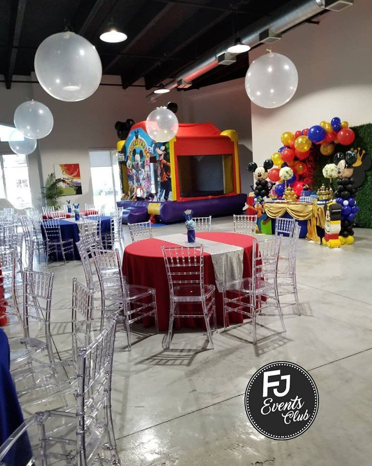 Kids Birthday Party Miami  Indoor Kids Party Places In Miami