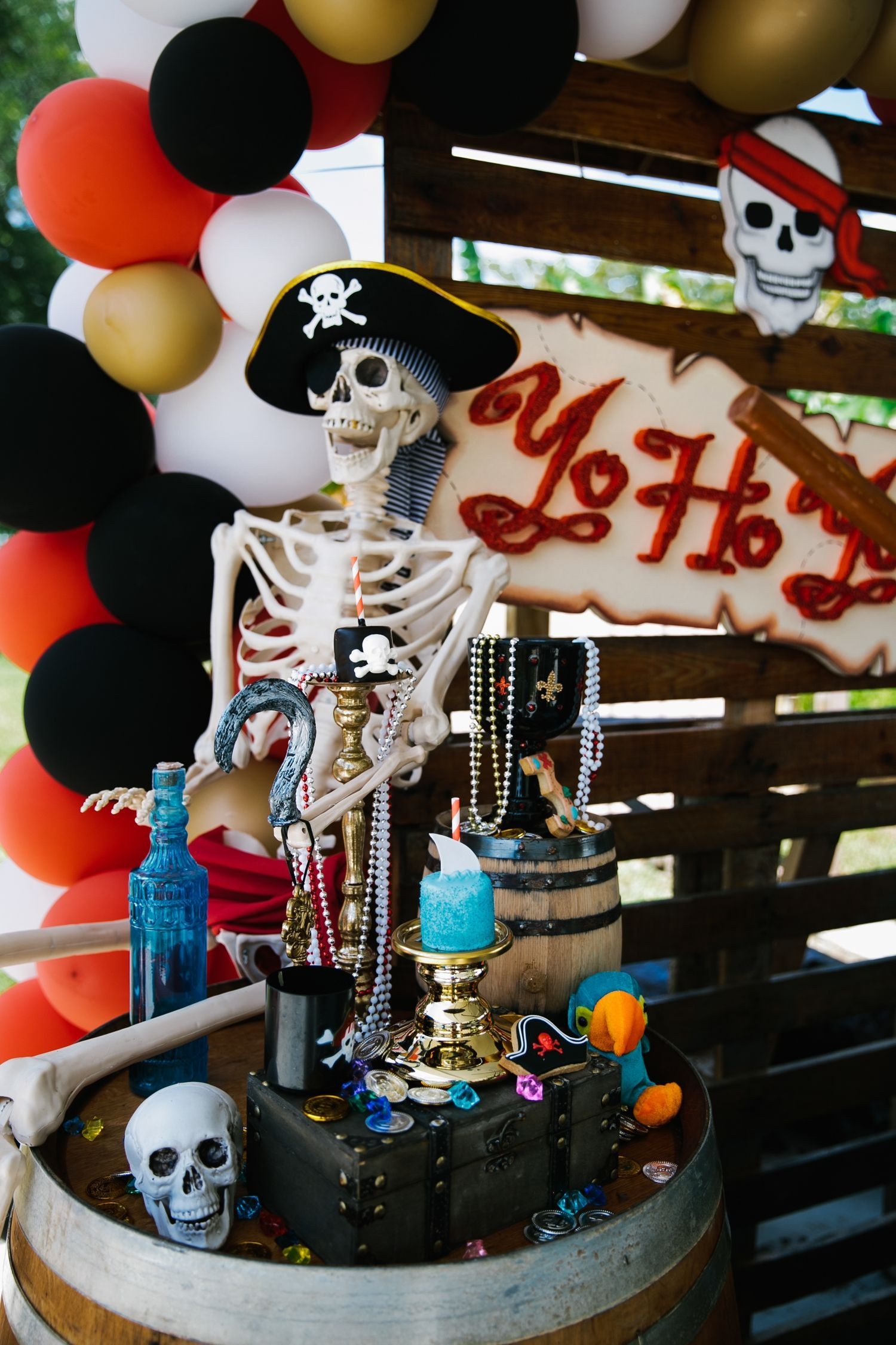 Kids Birthday Party Miami  Pirate Themed Miami Kids Birthday Party