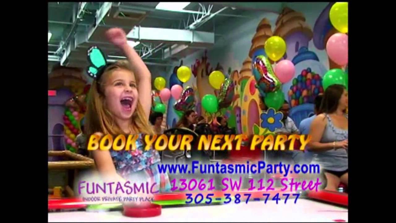 Kids Birthday Party Miami  Coupon on Kids Birthday Party Packages in Miami