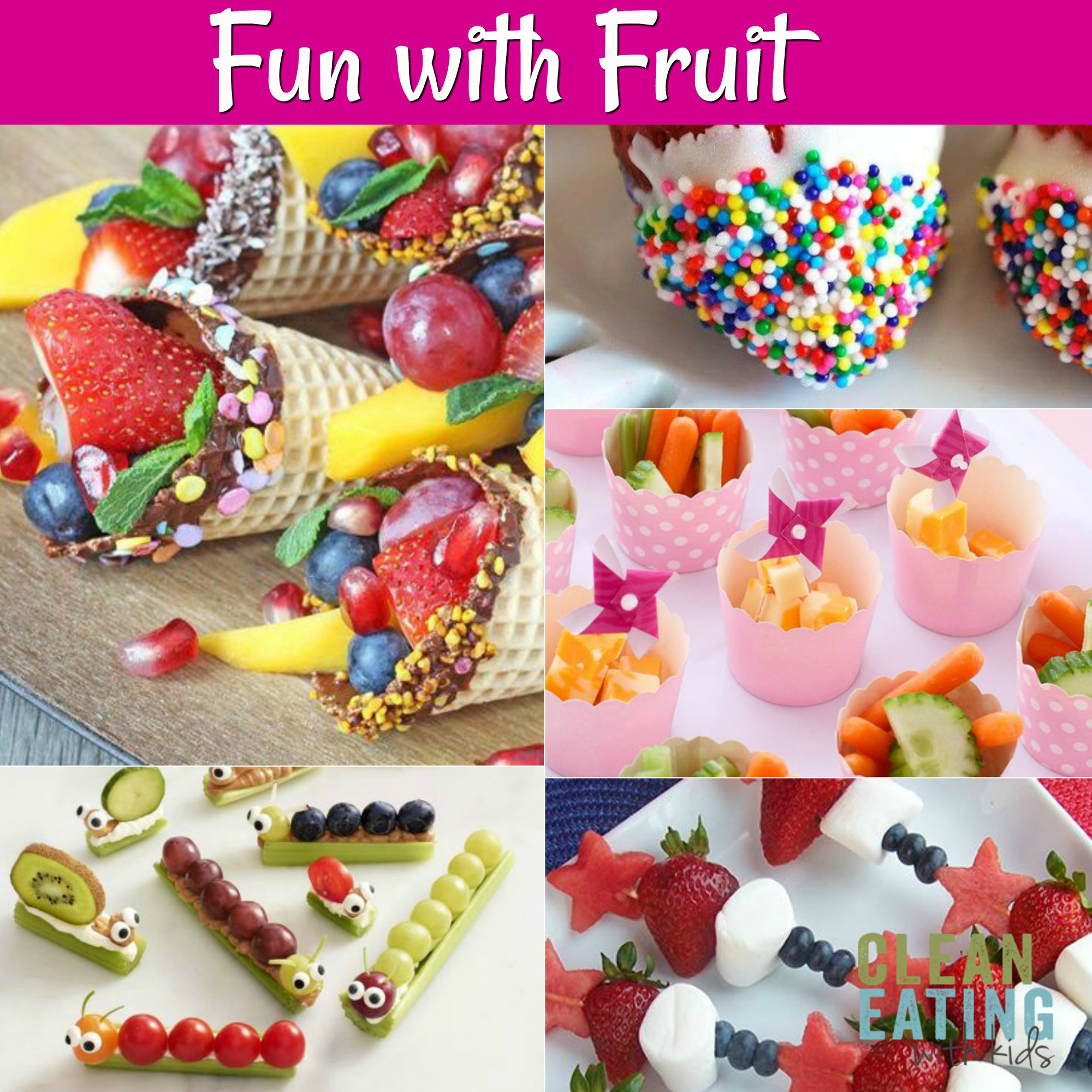 Kids Birthday Party Snacks  25 Healthy Birthday Party Food Ideas Clean Eating with kids