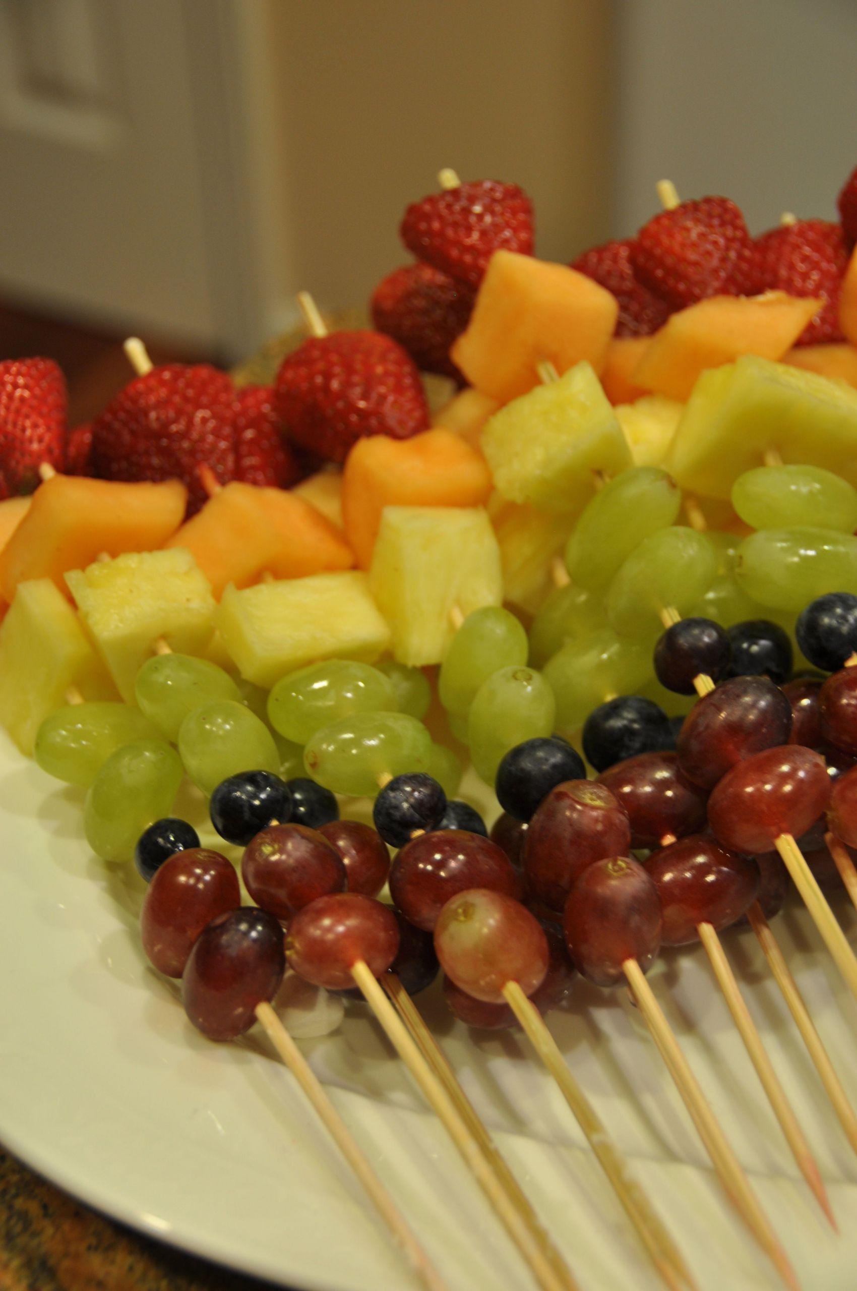 Kids Birthday Party Snacks  Kid s Birthday snack idea HEALTHY instead of JUNKY