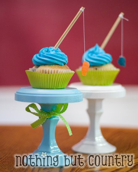 Kids Fish Birthday Party  Party Frosting Kids fishing party ideas inspiration