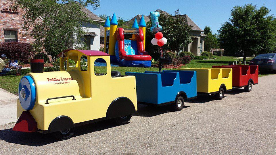 Kids Party Trains  Home toddler express