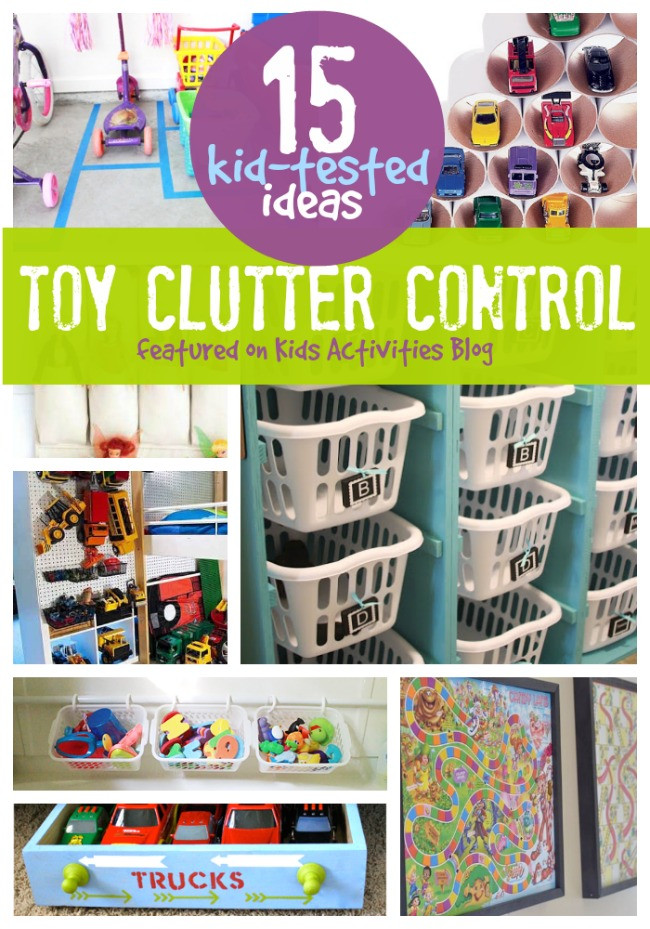 Kids Toy Organizing Ideas  HOW TO ORGANIZE TOYS Kids Activities