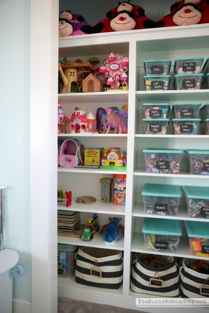 Kids Toy Organizing Ideas  Kid Friendly 25 Toy and LEGO Organization Ideas See