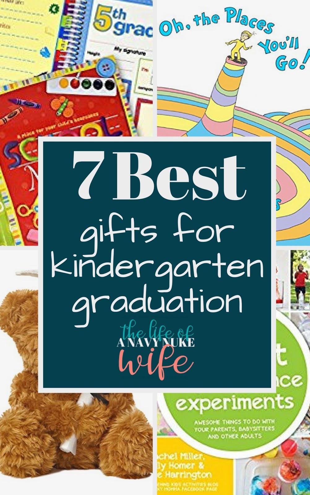 Kindergarten Graduation Gift Ideas  Preschool or Kindergarten Graduation Gifts The Life of a