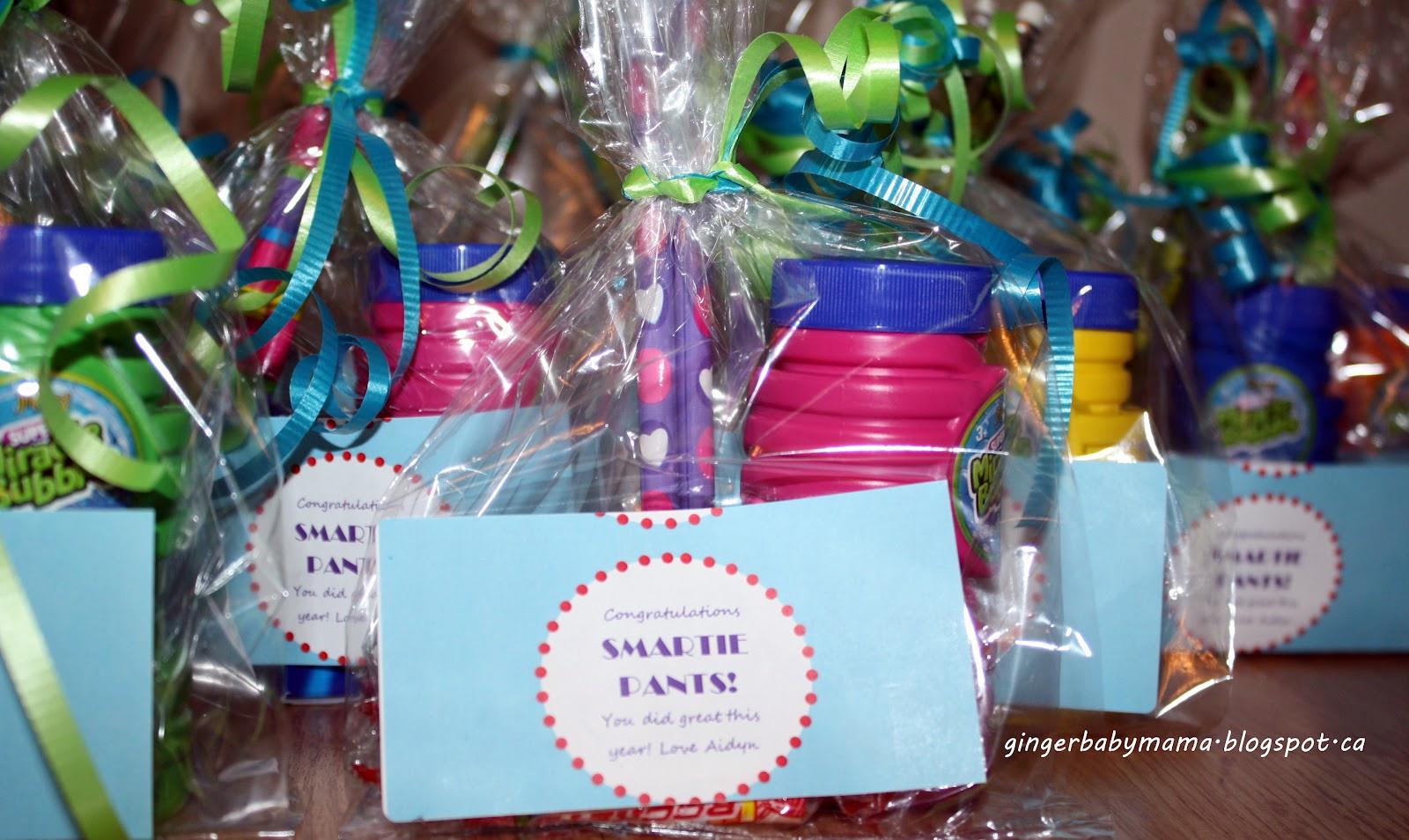 Kindergarten Graduation Gift Ideas  GingerBabyMama Kindergarten Graduation Presents
