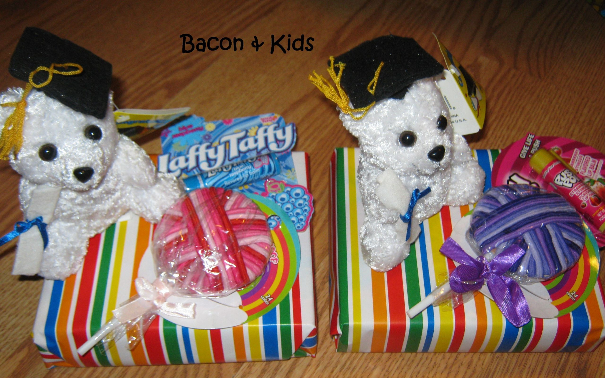 Kindergarten Graduation Gift Ideas  Kindergarten Graduation Candy Themed Party
