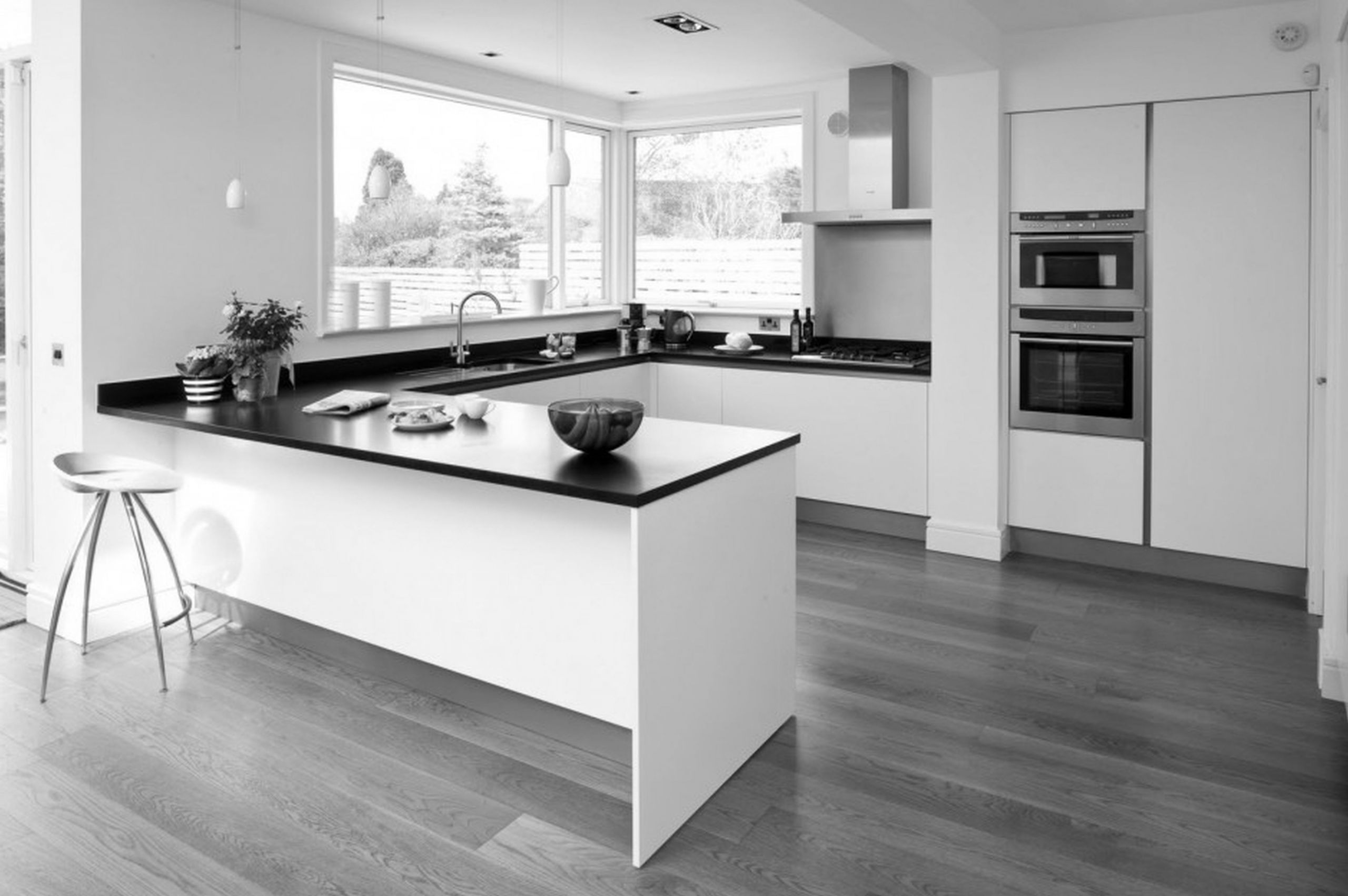 Kitchen Floor Plans With Islands  4 Insightful Kitchen Floor Ideas MidCityEast