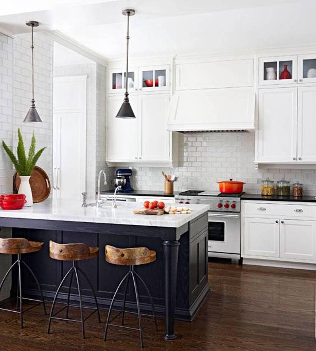 Kitchen Floor Plans With Islands  Fantastic Kitchen Island Designs