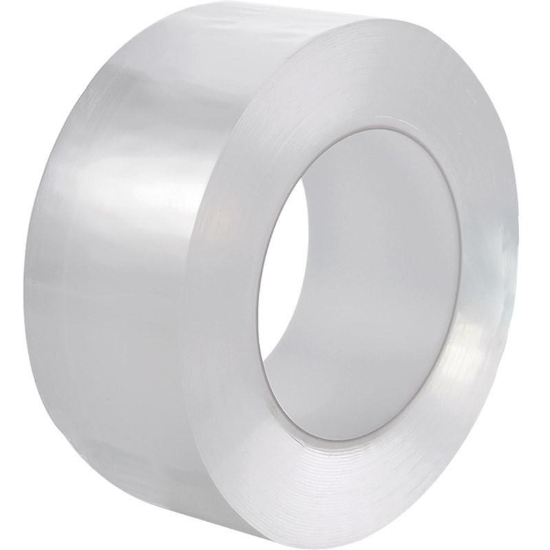 Kitchen Stove Wall Protector  Clear Caulk Strip Self Adhesive Sealing Tape Anti Mildew