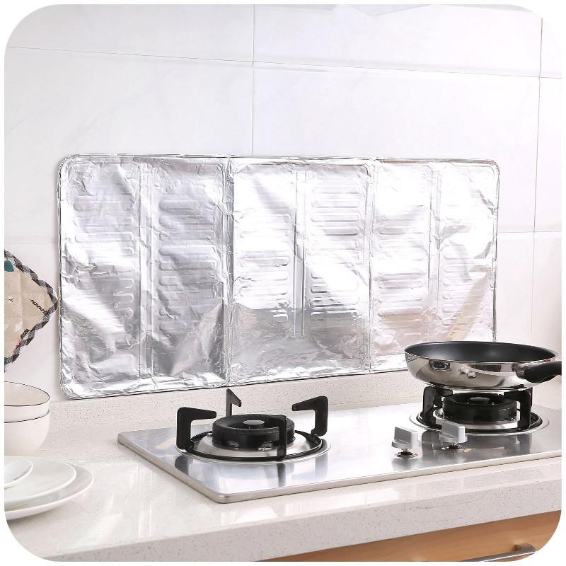 Kitchen Stove Wall Protector  Splatter Shield Kitchen Wall Protector