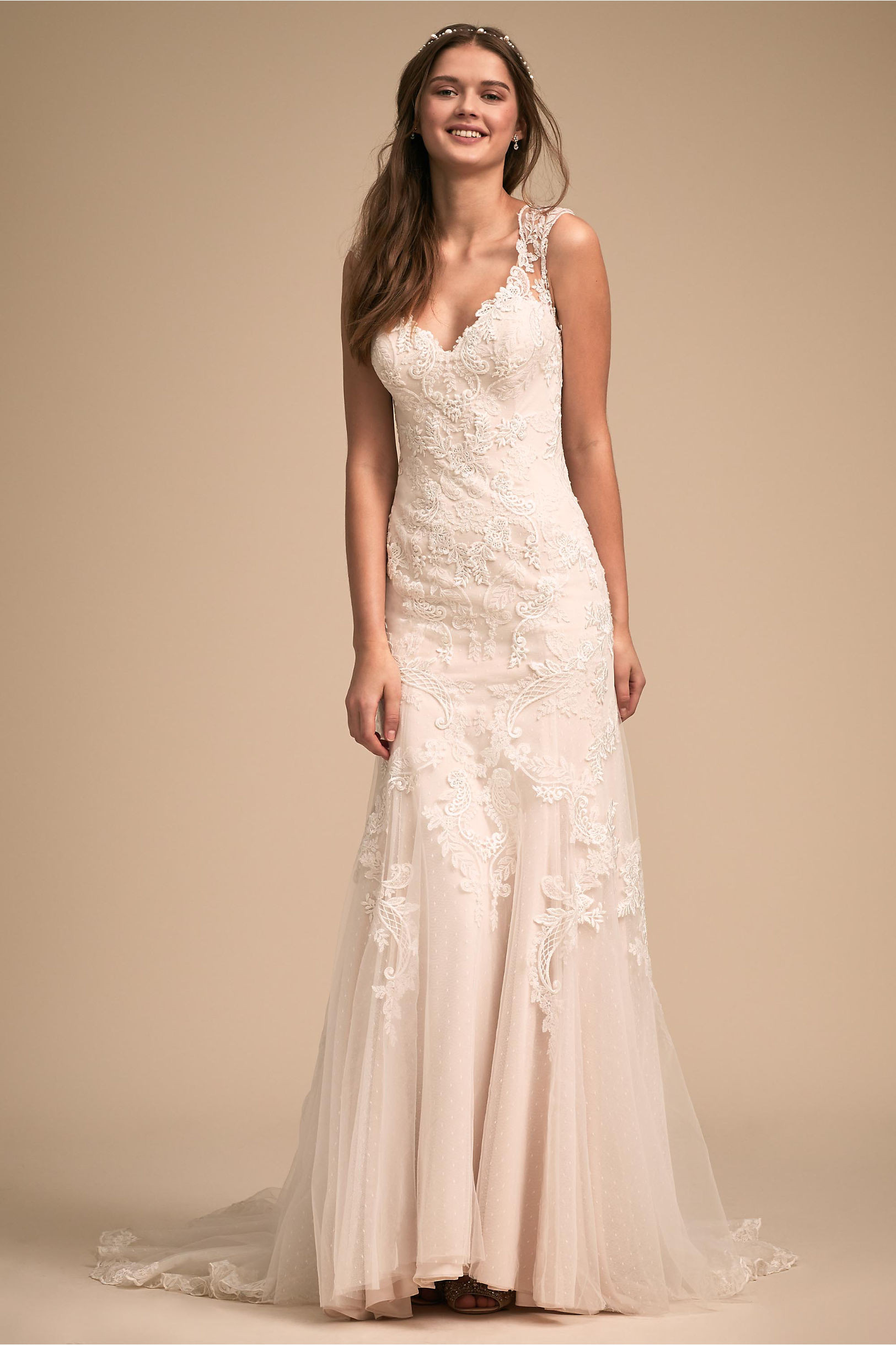 Lace Wedding Gowns  12 Most Romantic Wedding Dresses Ever