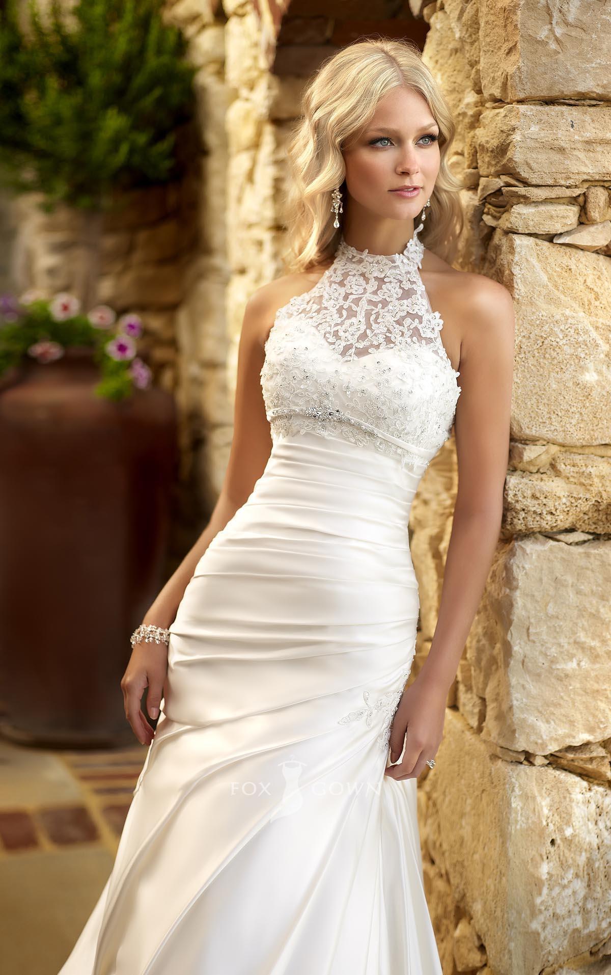 Lace Wedding Gowns  Ten Beautiful Lace Wedding Dresses – BestBride101
