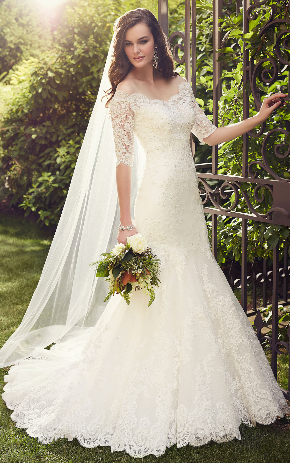 Lace Wedding Gowns  Wedding Dresses