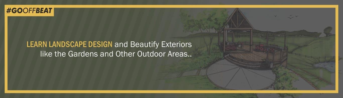 Landscape Design Certification  Landscape Design Course