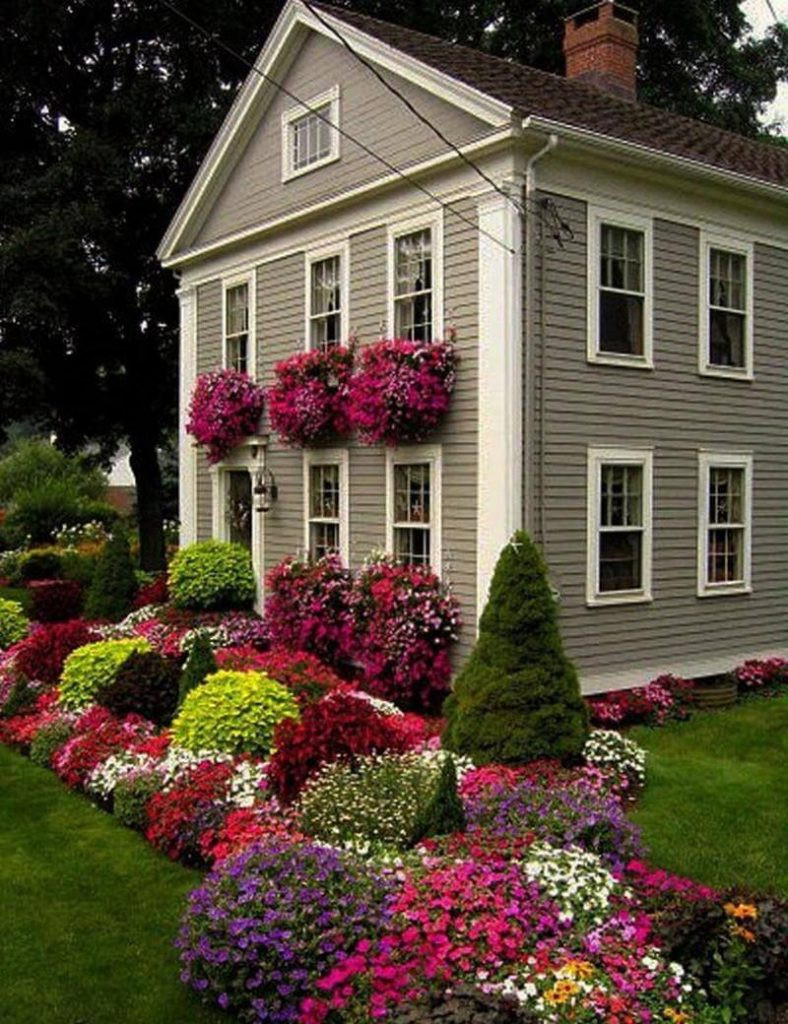 Landscape Design Front Yards  31 Amazing Front Yard Landscaping Designs and Ideas