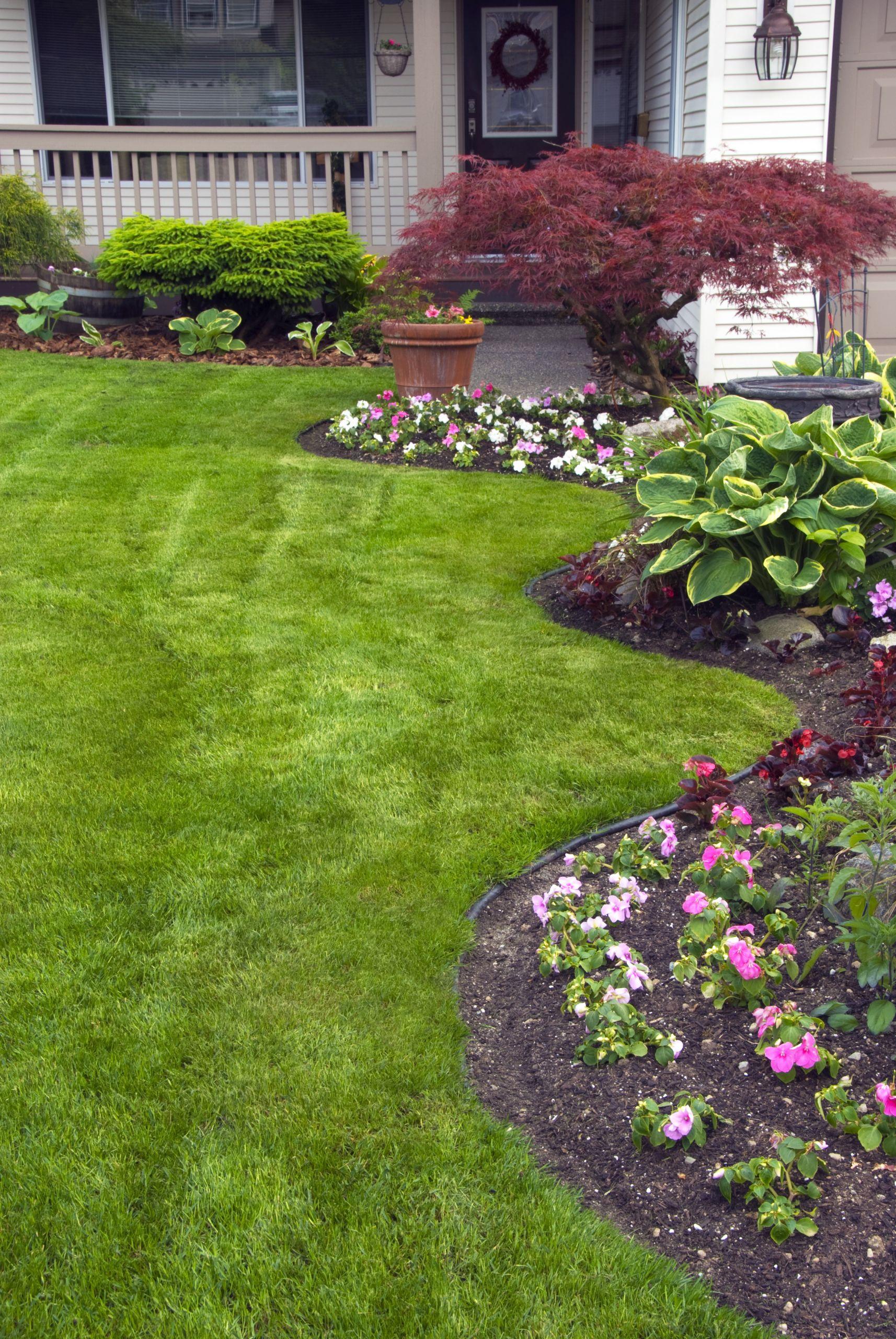 Landscape Design Front Yards  Remodelaholic