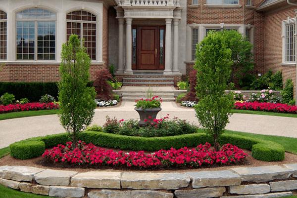 Landscape Design Front Yards  6 Tips for Front Yard Landscape Design in Ottawa