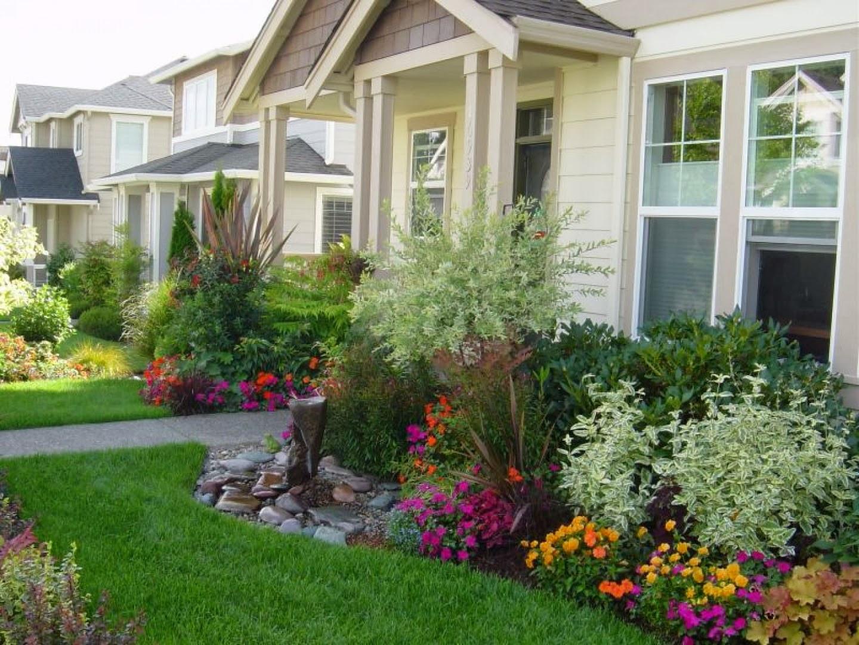 Landscape Design Front Yards  Gardening and Landscaping Front Yard Landscaping