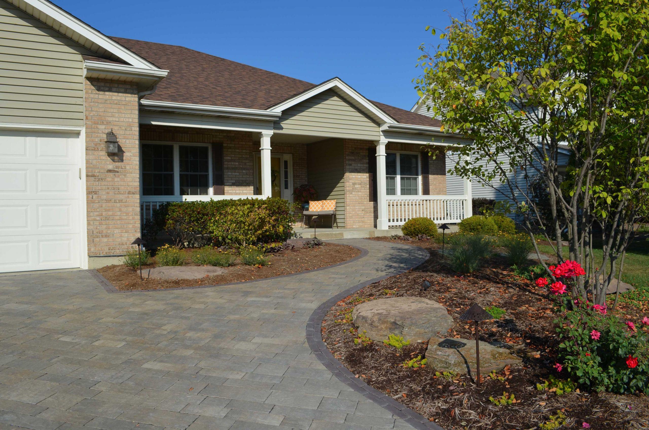 Landscape Design Front Yards  Front yard landscaping