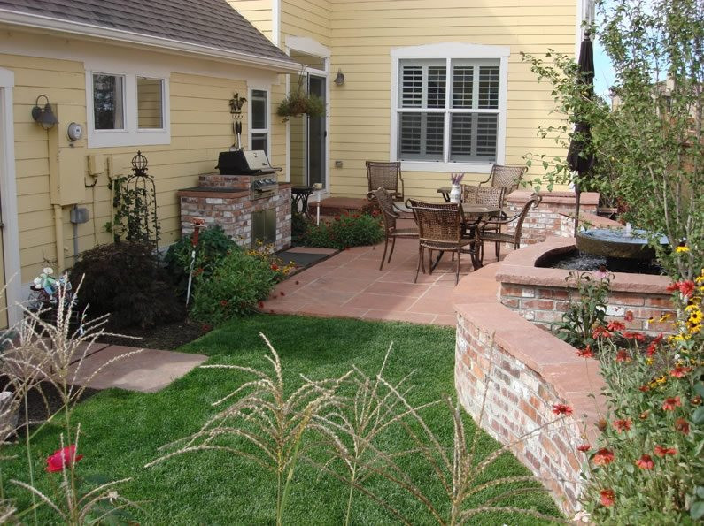 Landscape Designs For Small Yards  Small Yard Landscapes Landscaping Network