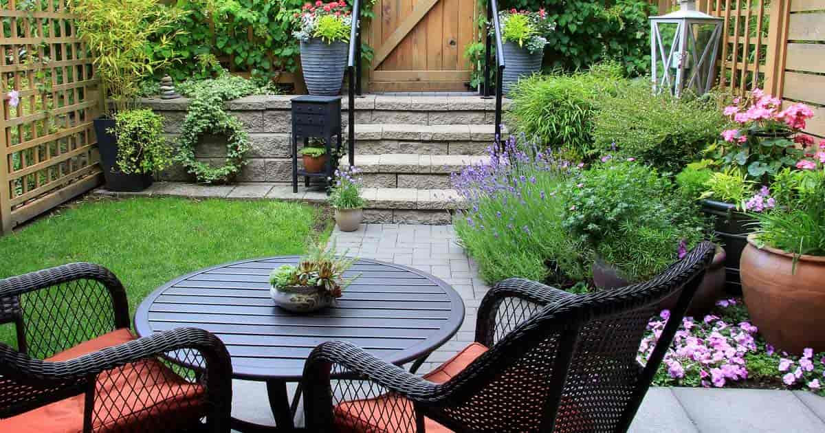 Landscape Designs For Small Yards  How To Succeed With Challenging Small Backyard Landscape