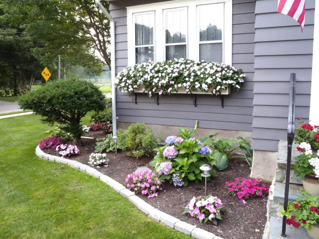 Landscape Ideas For Front Yard  30 Amazing DIY Front Yard Landscaping Ideas and Designs