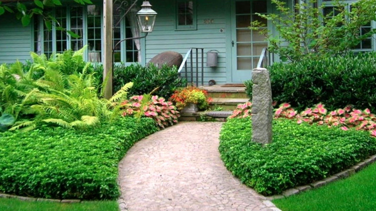 Landscape Ideas For Front Yard  65 Fabulous Front Yards Landscaping Ideas