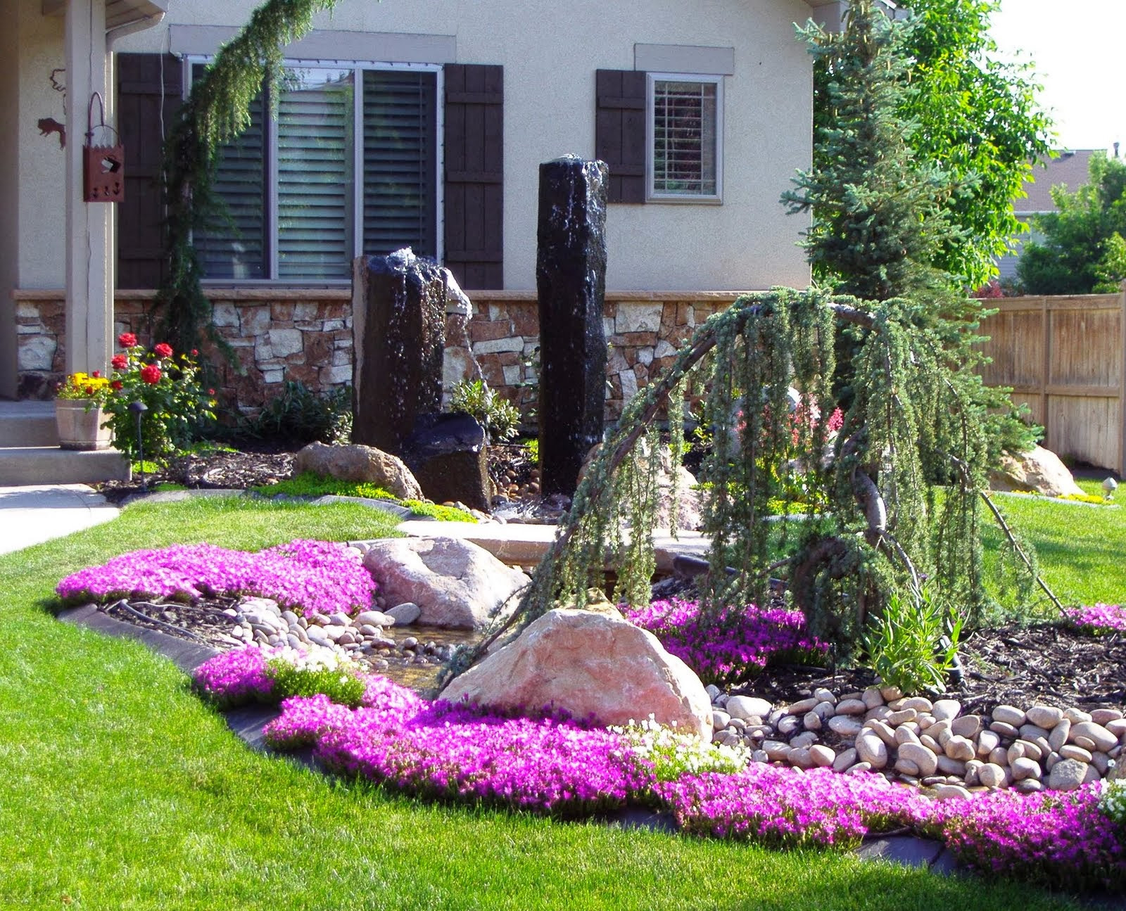 Landscape Ideas For Front Yard  Gardening and Landscaping Front Yard Landscaping Ideas