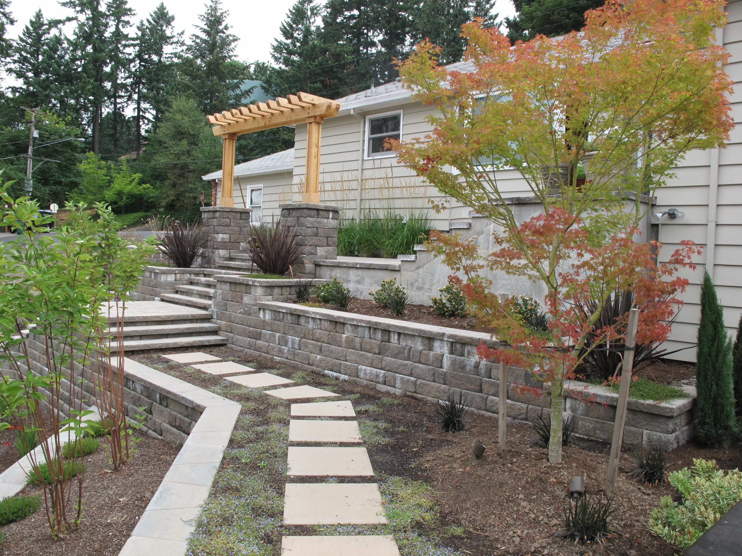 Landscape Retaining Wall Design  Do You Need a Retaining Wall