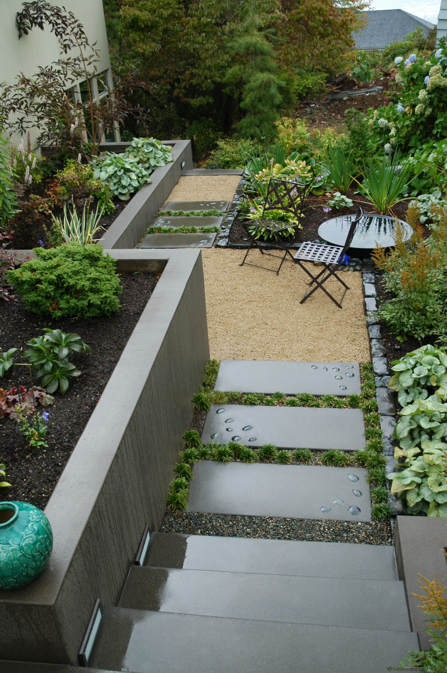 Landscape Retaining Wall Design  Permitting Tips from Portland & Hillsboro Landscapers