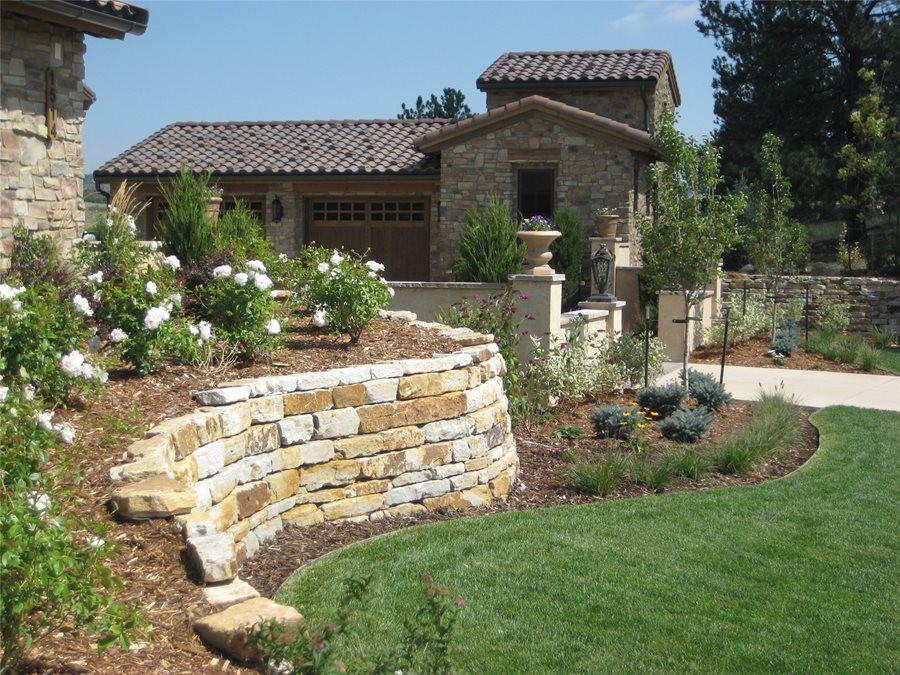 Landscape Retaining Wall Design  Retaining Wall Design Landscaping Network