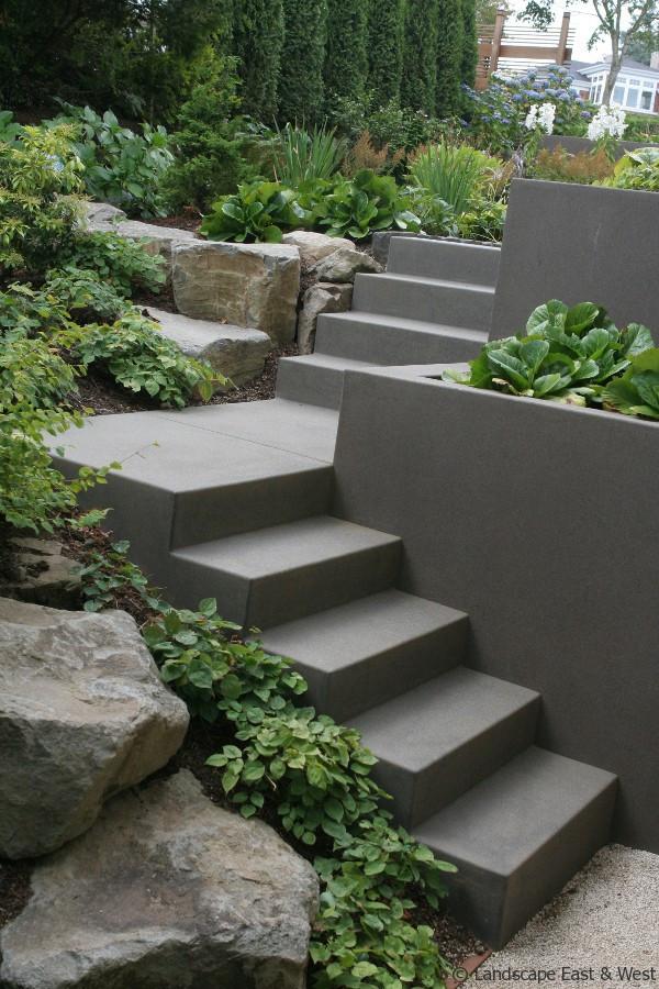 Landscape Retaining Wall Design  10 Custom Retaining Wall Designs for Portland Landscaping