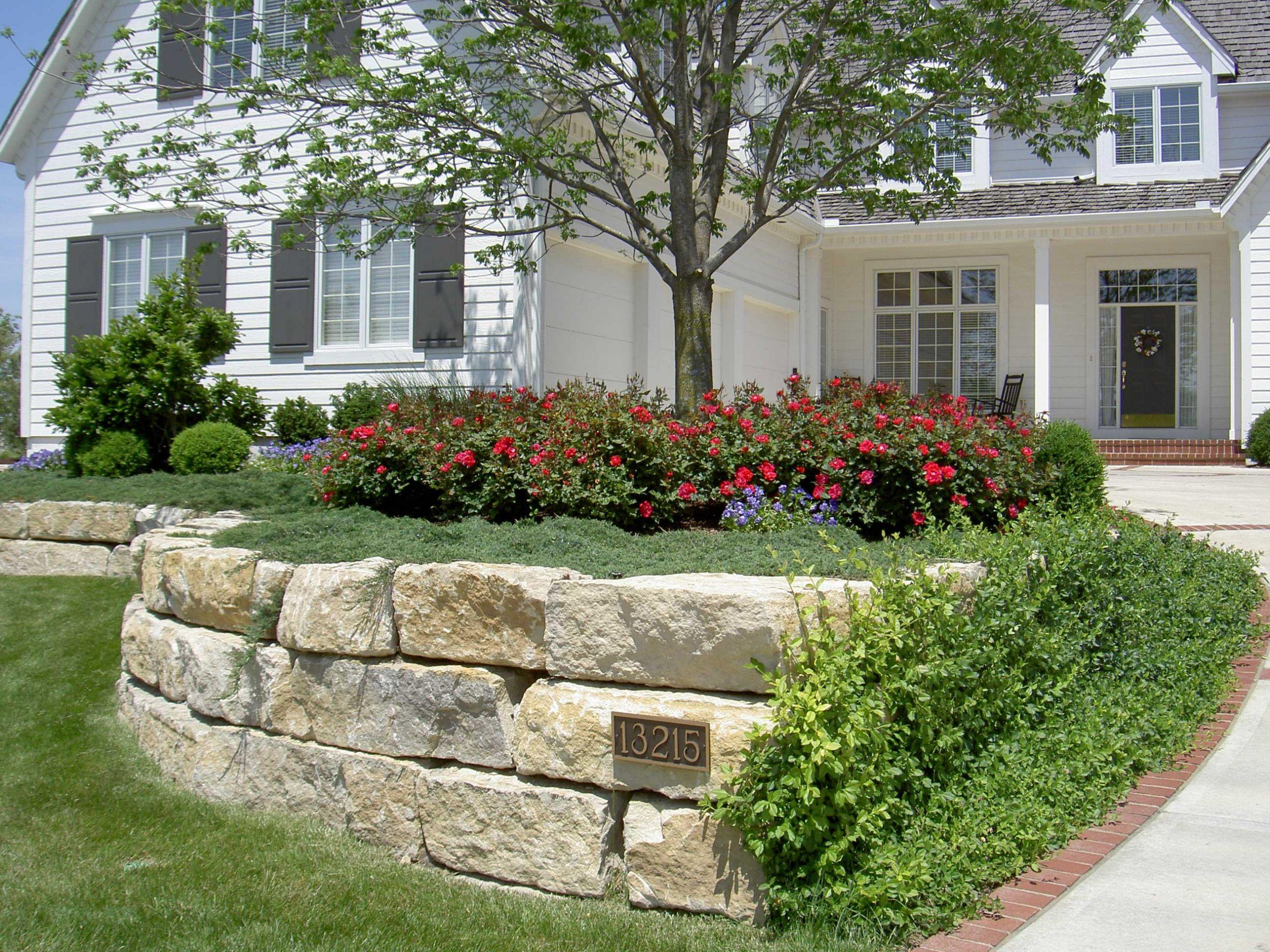Landscape Retaining Wall Design  Landscape & Retaining Wall Design & Installation