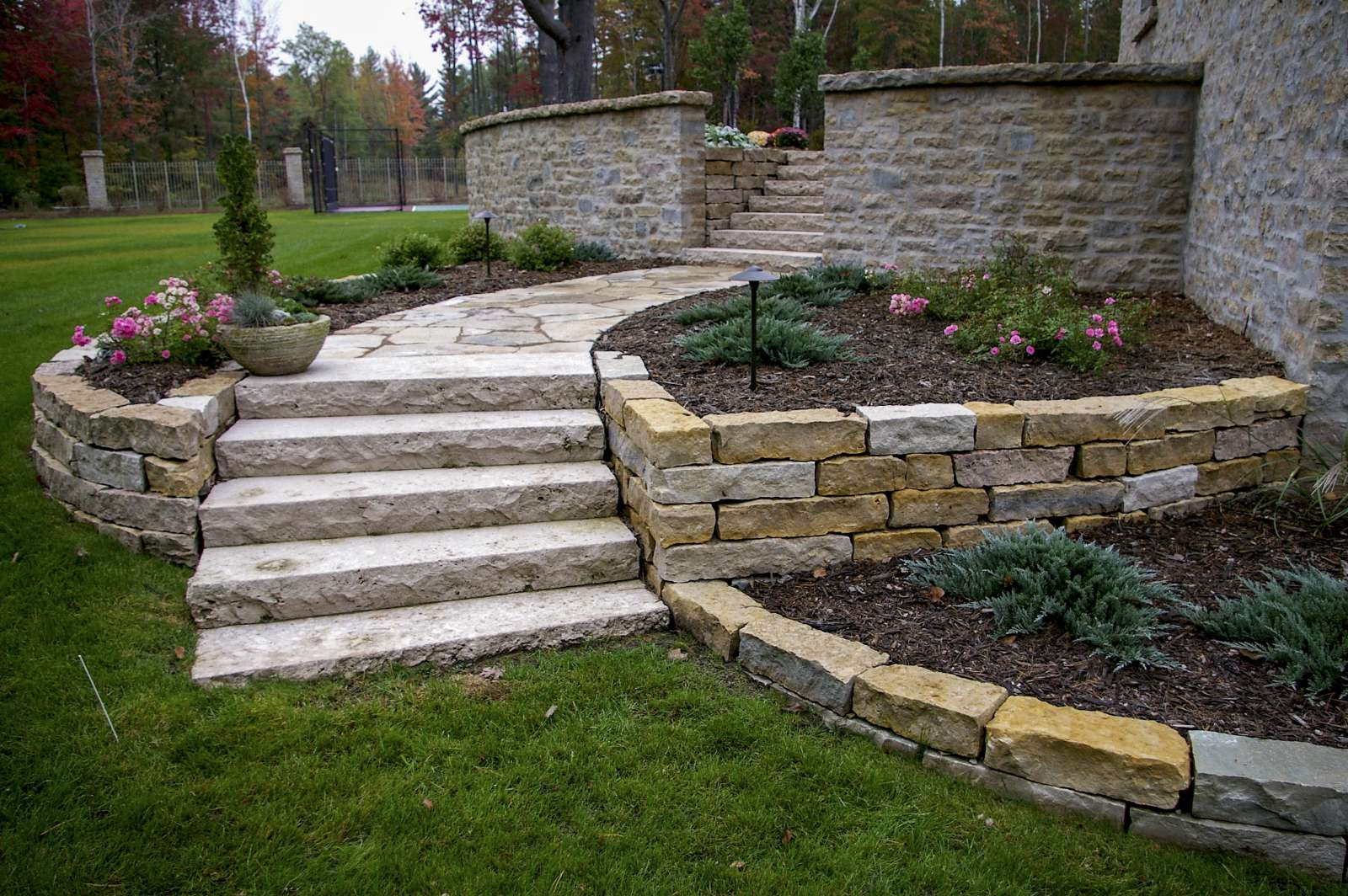 Landscape Retaining Wall Design  Retaining Walls in Appleton and the Fox Cities