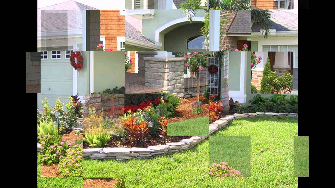 Landscape Small Front Yards  Home Landscape ideas for small front yard