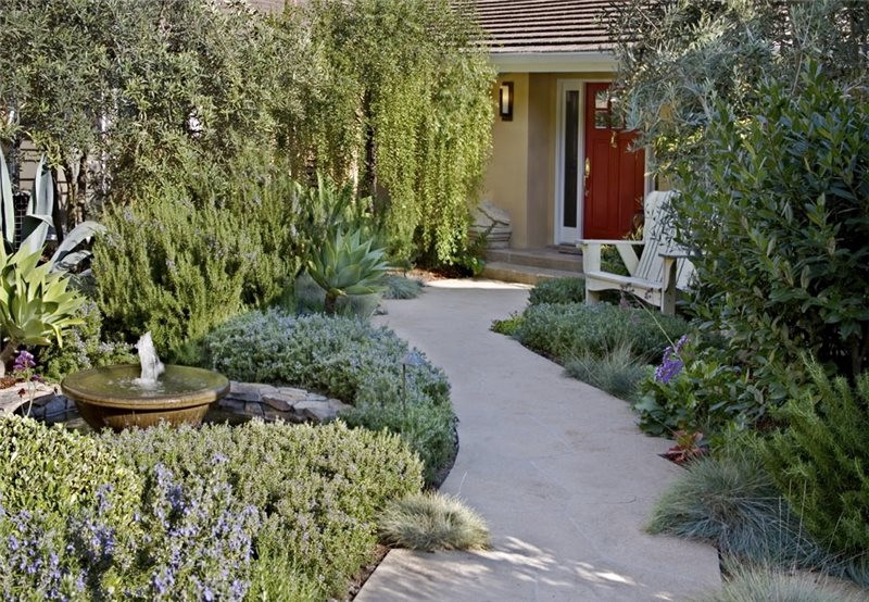 Landscape Small Front Yards  Front Yard Landscaping Ideas Landscaping Network