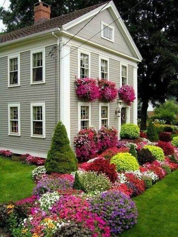 Landscape Small Front Yards  25 Simple And Small Front Yard Landscaping Ideas Low