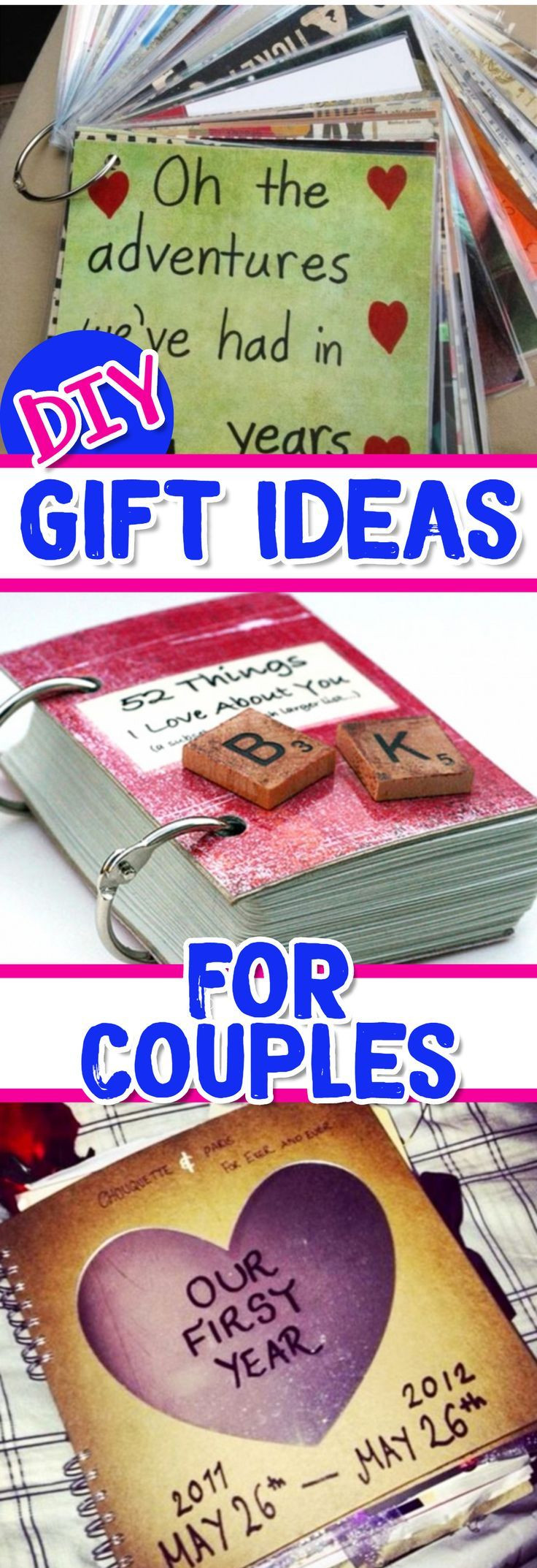 Last Minute Birthday Gift Ideas For Him  26 Handmade Gift Ideas For Him DIY Gifts He Will Love